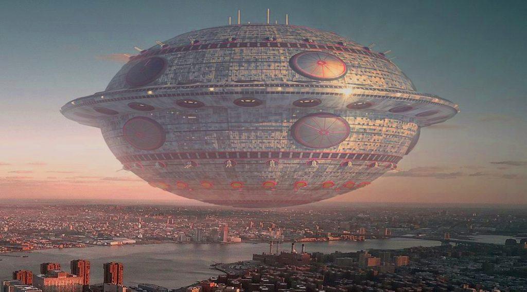UFO fantasy
