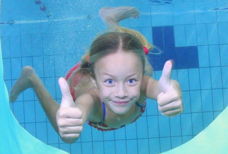 NAJAVA plivanje