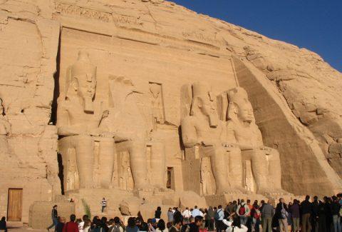 Mariniranje - Abu Simbel - Hram sunca