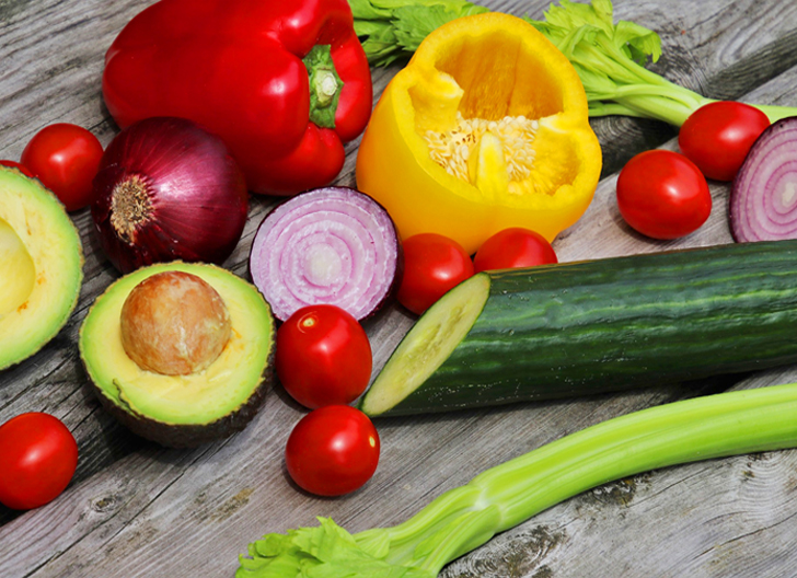mariniranje vegetables PEXELS
