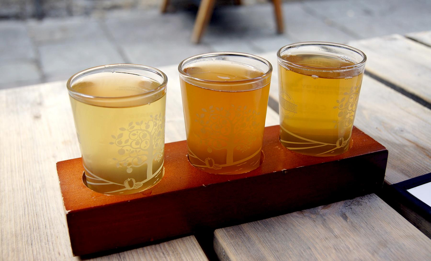 mariniranje cider