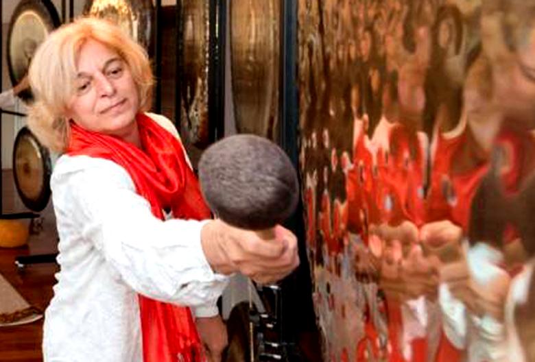 Silvana Leskovar s gonogom