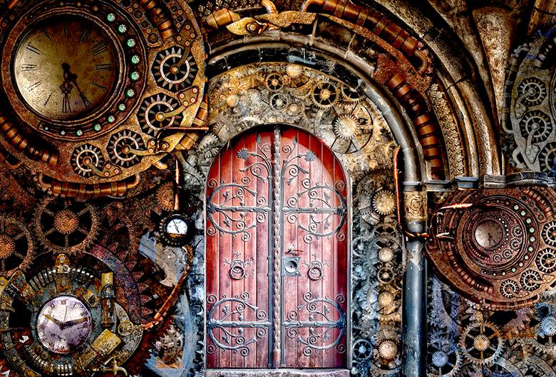 Mariniranje steampunk by Prettysleepy Pixabay