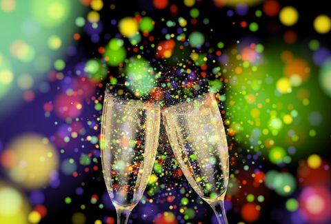 Mariniranje champagne pixabay