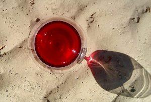 Mariniranje Vinarija Djordje vino roze Foto priv arhiva