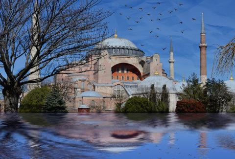 Mariniranje Hagia Sophia by Murat Demirkan Pixabay - Copy