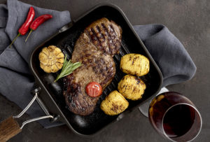 Mariniranje grilled-meat-with-vegetables-wine on Freepik