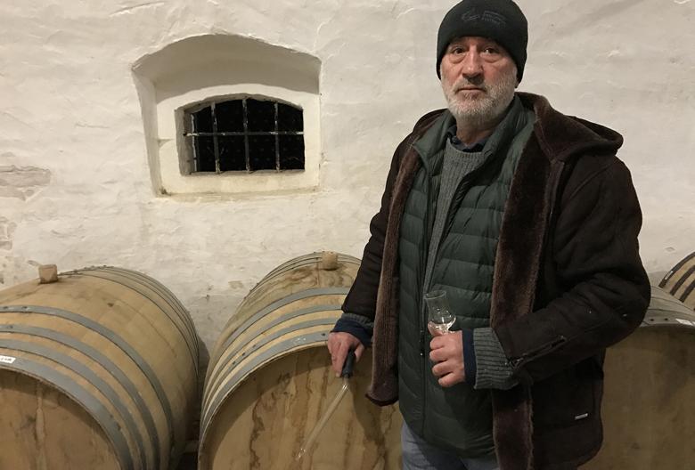Dragan Zaric vinarija Vinograd Hopovo Mariniranje Foto priv arhiva