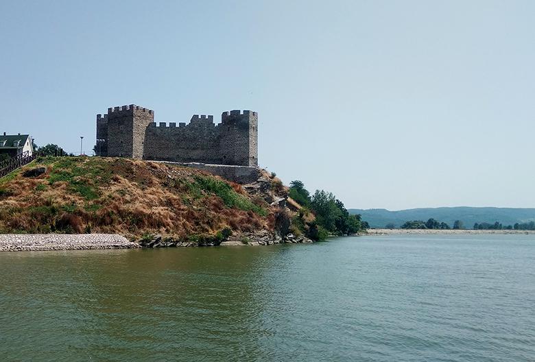 Tvrdjava RAM pogeld sa Dunava 1 Mariniranje Foto M Jablanov